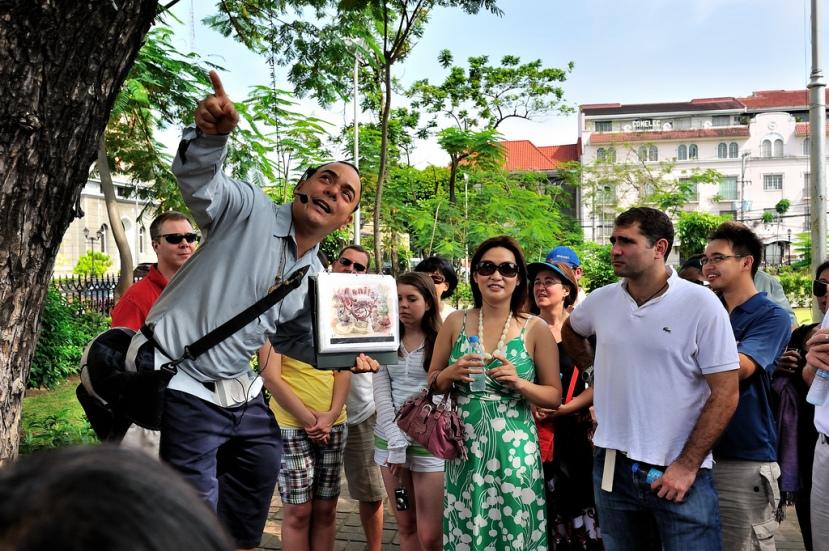 The Intramuros WalkingTour
